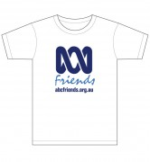 ABCF T-Shirt Style 2 - Front