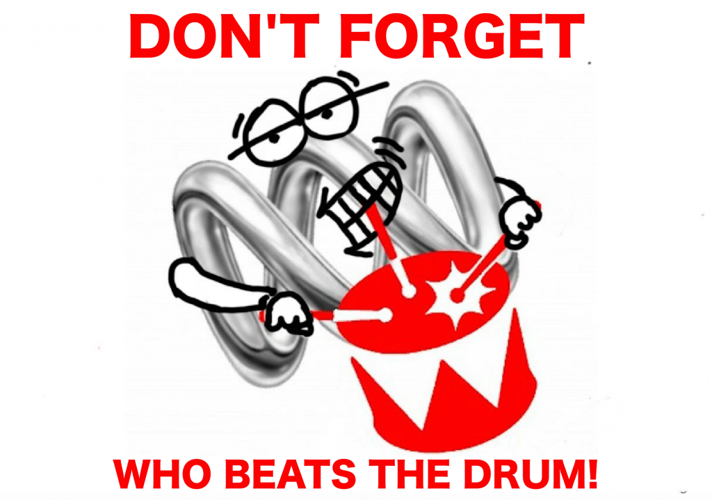 triple j – Don't Forget Who Beats the Drum