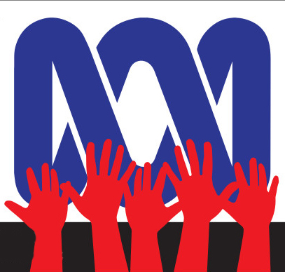 SAT 8 MAY – It's your ABC – FIGHT FOR IT!