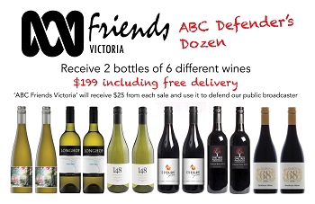 Raise a glass to the ABC's future